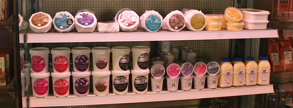 Jersey Dairy Products