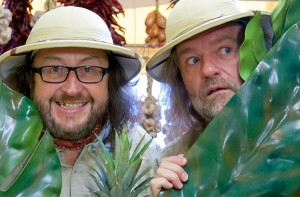 Classic farm featured on BBC's hairy bikers